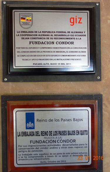 23.1.2016: Im Parque Condor